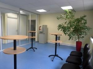 Location de bureau meublé centre d'affaires Lyon