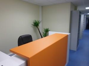 Location bureau centre d'affaires, location bureau équipé Villeurbanne