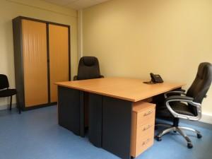Location de bureau meublé Villeurbanne