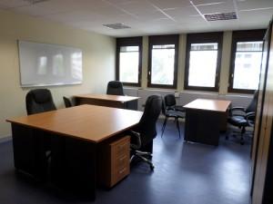 location bureau meublé Villeurbanne