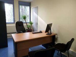 Location bureau centre affaires Lyon Villeurbanne